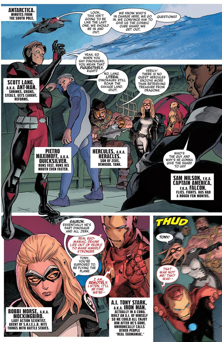 Secret Empire: United We Stand review: a much more down-to-earth look at the Secret Empire struggles