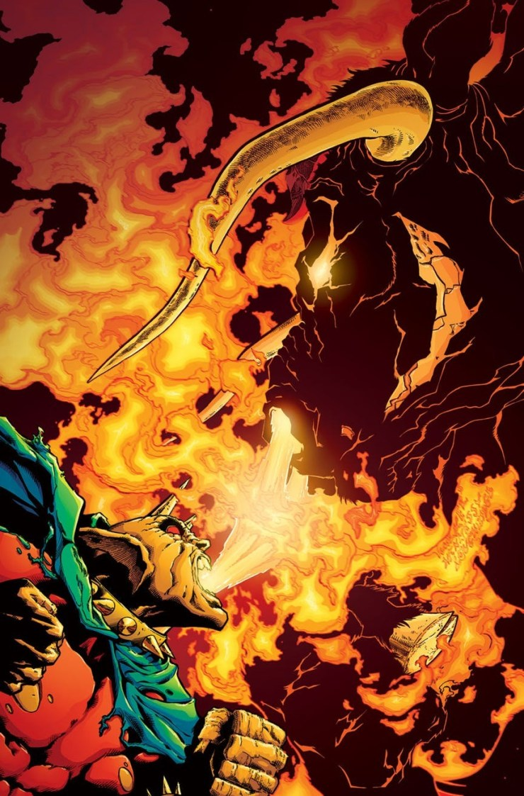 Brad Walker and Andrew Constant reflect on this week's 'The Demon: Hell on Earth' #1