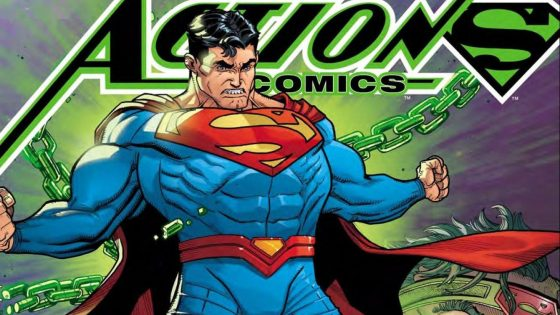 The Finale of the Oz Effect! Will Superman's world by changed by this finale issue?