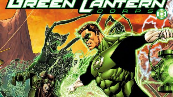 Bats Out of Hell part 3:   Hal Jordan faces off against the insidious Dawnbreaker.