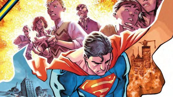 Action Comics #992 bridges the Oz Effect with the next arc but doesn't quite feel like a full issue.
