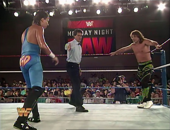 1-2-3 Kid vs. Marty Jannetty