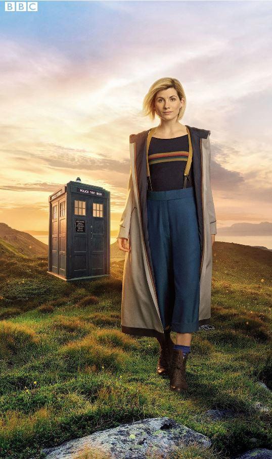 First official photo of the new Doctor Who: Jodie Whittaker