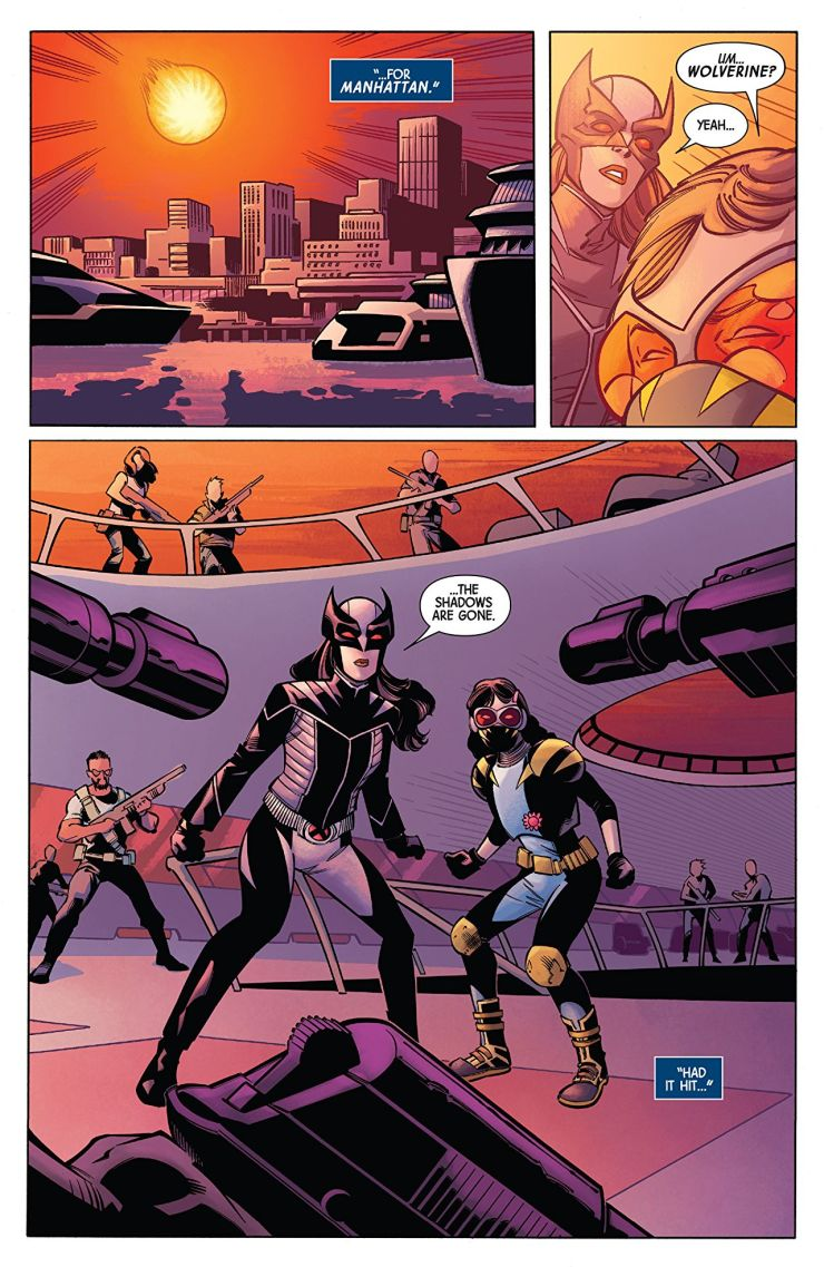 'All-New Wolverine Vol. 4: Immune' review: A story that'll surprise you