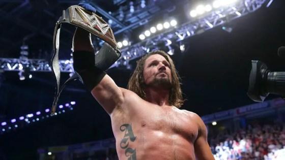 AJ Styles wins WWE Championship in SmackDown shocker, will face Brock Lesnar at Survivor Series
