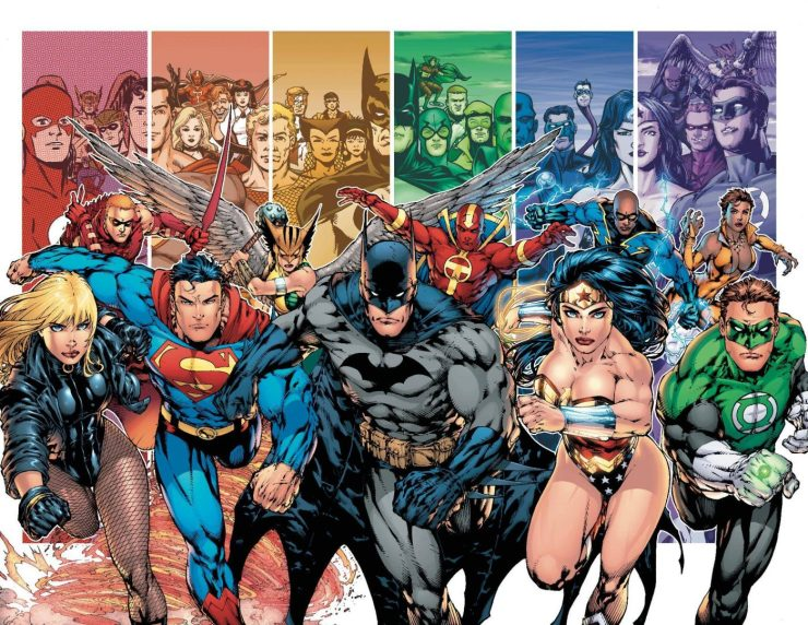 Happy Justice League Day! Here are a few of our favorite Justice League stories.
