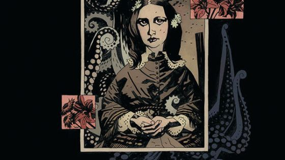 An unsettling new crime/horror from Dark Horse Comics.