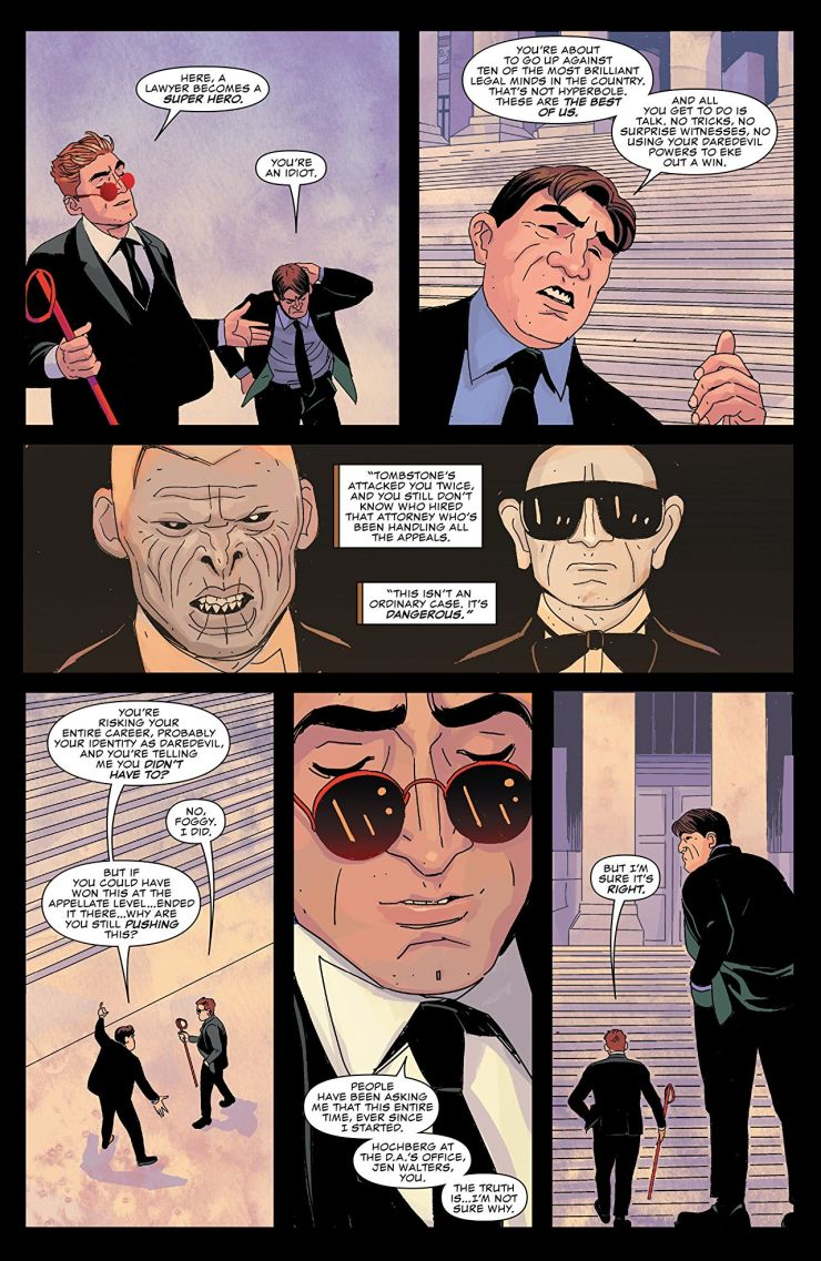 'Daredevil: Back in Black Vol. 5: Supreme' review: A lengthy read that has it all!