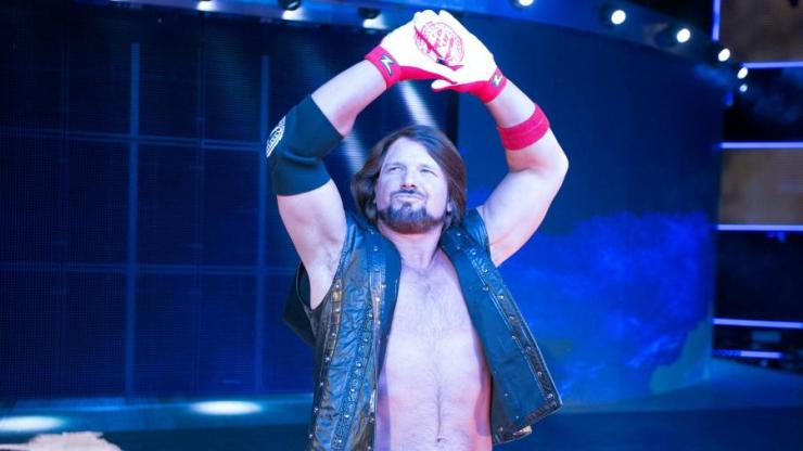 AiPT!'s 2017 wrestler of the year: AJ Styles