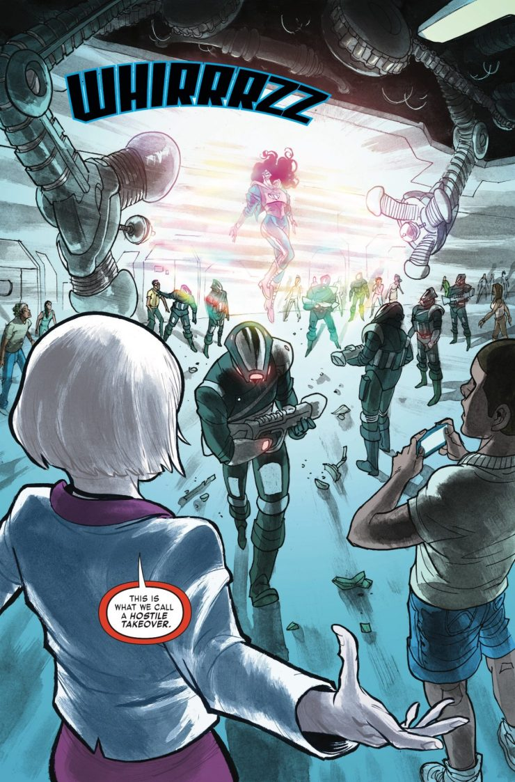 Marvel Preview: America #9