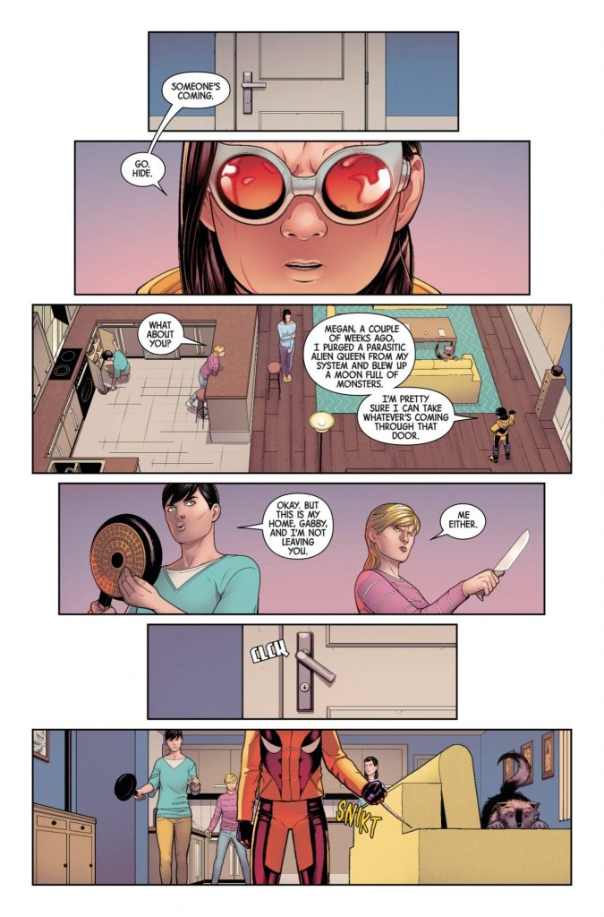 Marvel Preview: All-New Wolverine #27