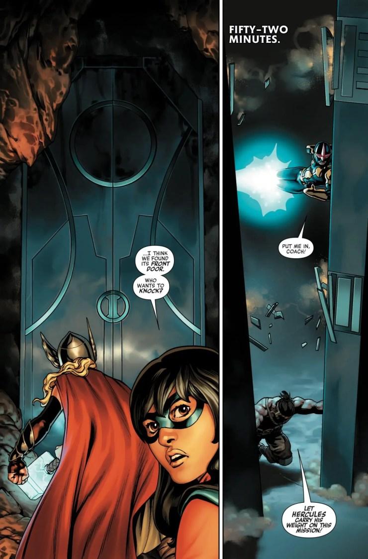 Marvel Preview: Avengers #674