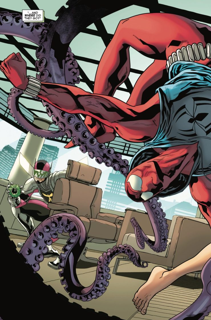 Marvel Preview: Ben Reilly: The Scarlet Spider #10