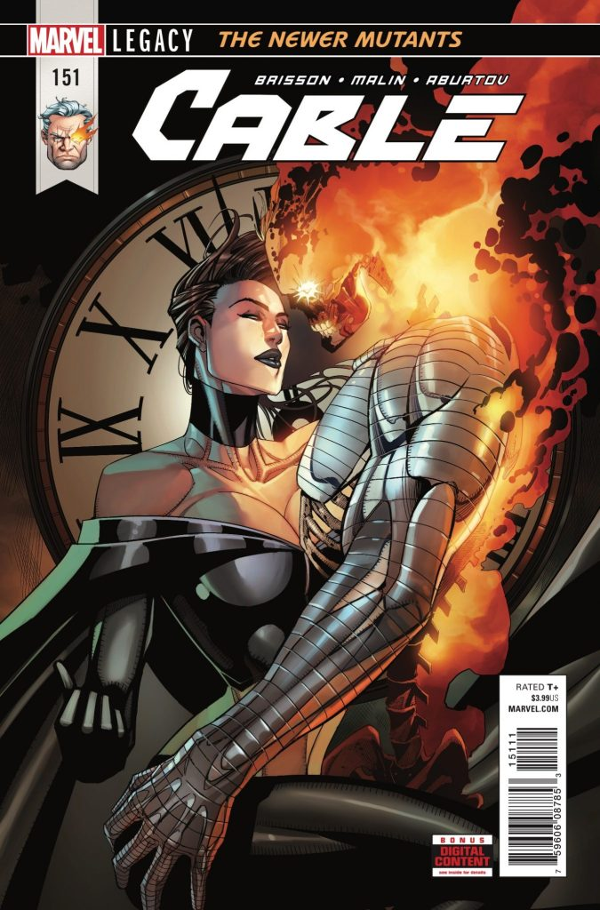 Marvel Preview: Cable #151