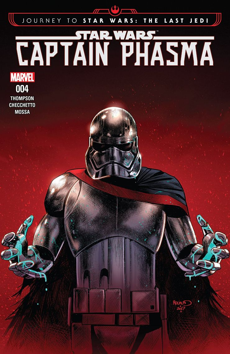 'Star Wars: Captain Phasma' Vol. 1 is some much needed exploration into an enigmatic character