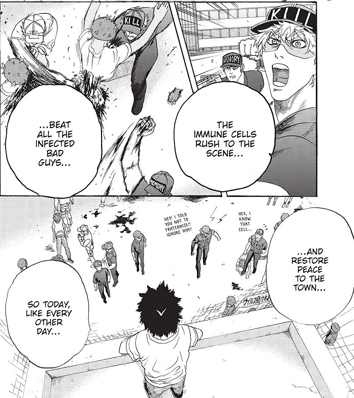 Cells at Work! Vol. 5 Review