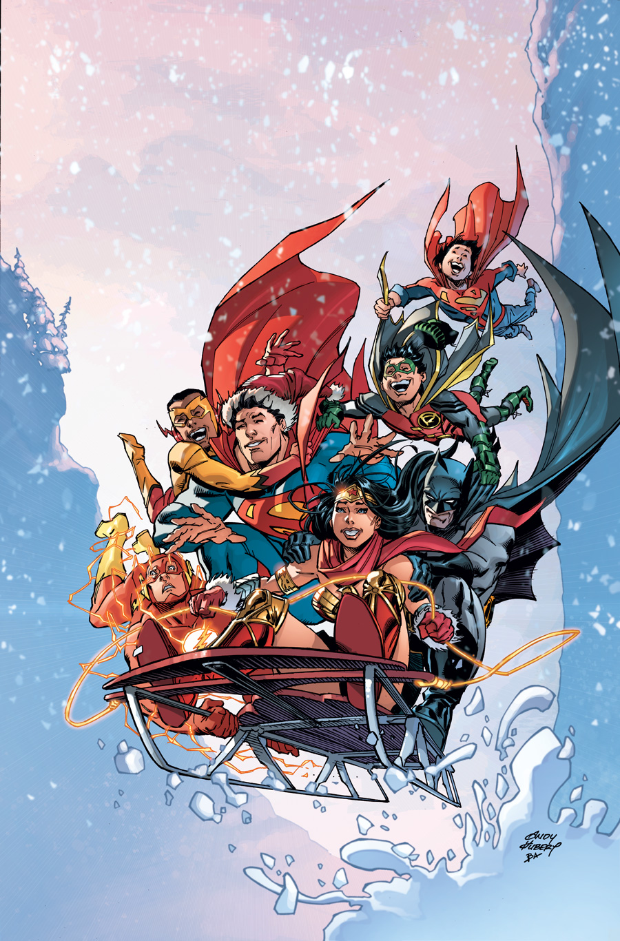 DC Universe Holiday Special 2017 #1 Review