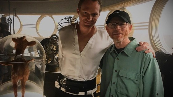 """Did Paul Bettany just drop a hint as to who he could be playing in """"Solo: A Star Wars Story""""?"""