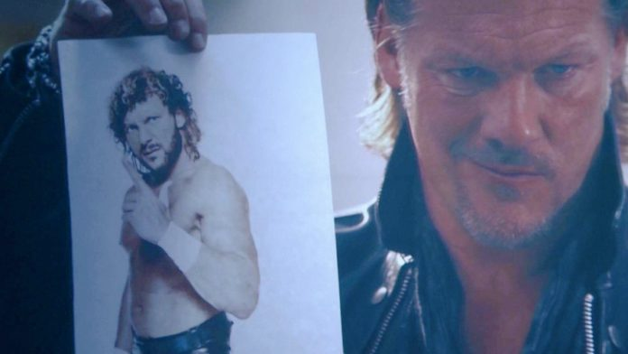 Chris Jericho vs. Kenny Omega announced for New Japan's Wrestle Kingdom 12