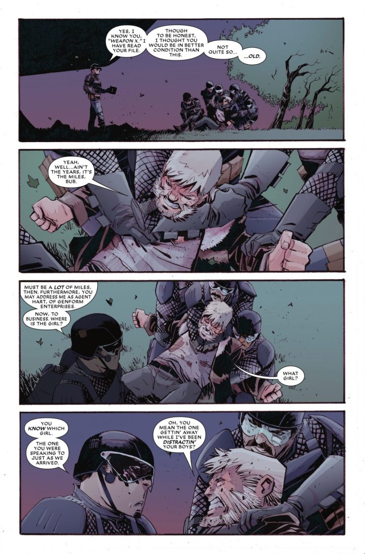 Marvel Preview: Deadpool vs. Old Man Logan #2
