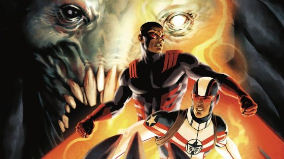 The Falcon and the Patriot fight to restore order as a full-scale riot threatens to destroy the city of Chicago!