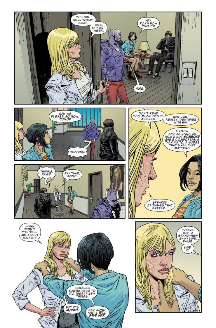 Marvel Preview: Generation X #8