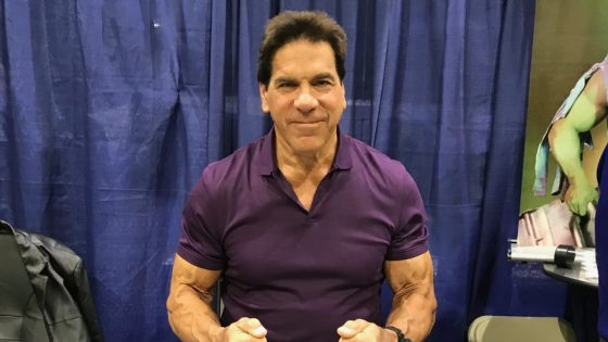 """""""The Incredible Hulk"""" actor Lou Ferrigno shares his thoughts on the CGI Hulk."""