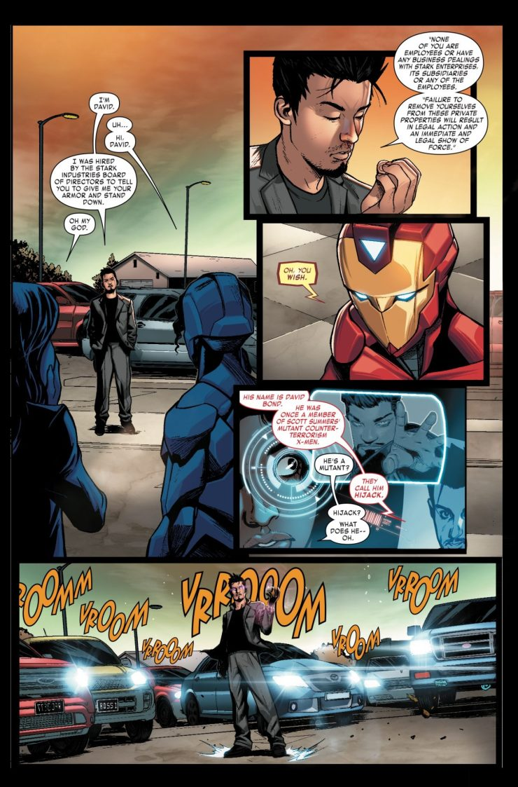Marvel Preview: Invincible Iron Man #594