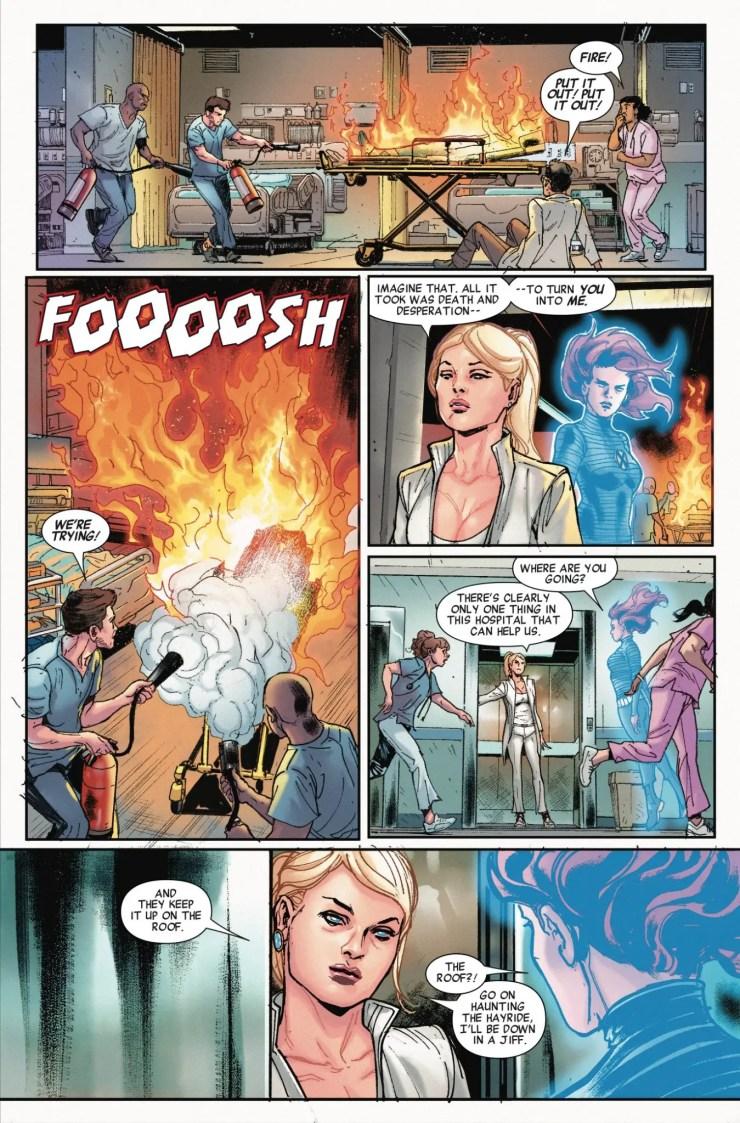 Marvel Preview: Jean Grey #9