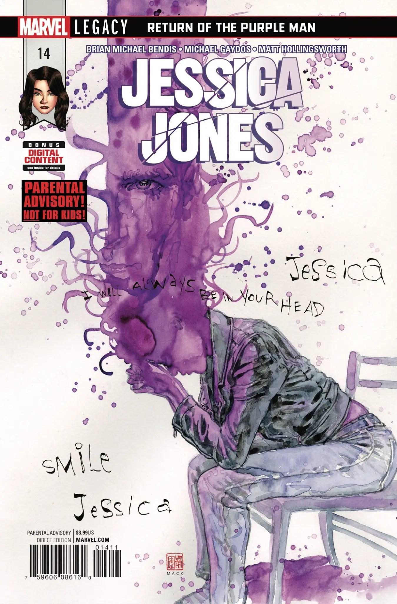 Jessica Jones #14 Review