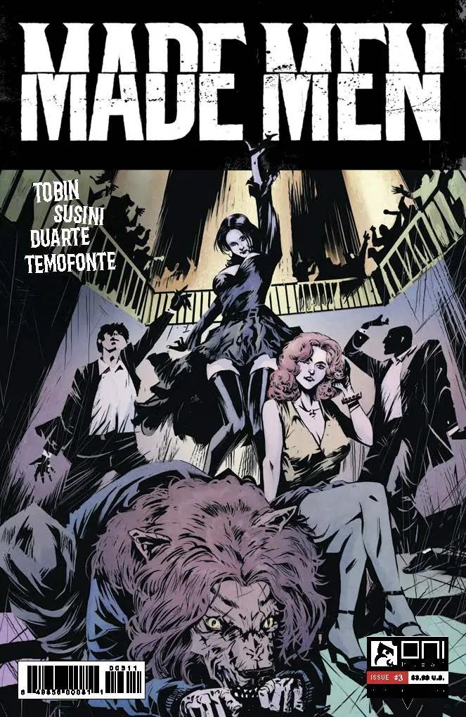 Made Men #3 Review