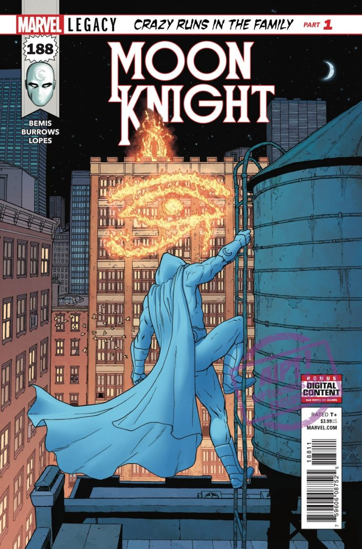 [EXCLUSIVE] Marvel Preview: Moon Knight #188
