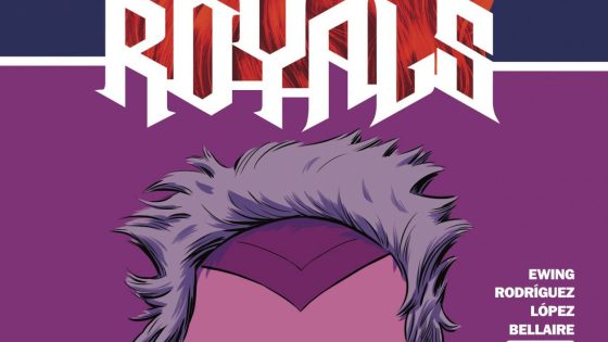 Trapped with no ship, no plan, and no hope — the Royals continue their mission to steal the future from their gods!