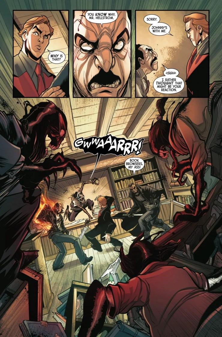 Marvel Preview: Spirits of Vengeance #2
