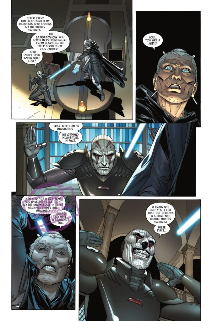[EXCLUSIVE] Marvel Preview: Darth Vader #9