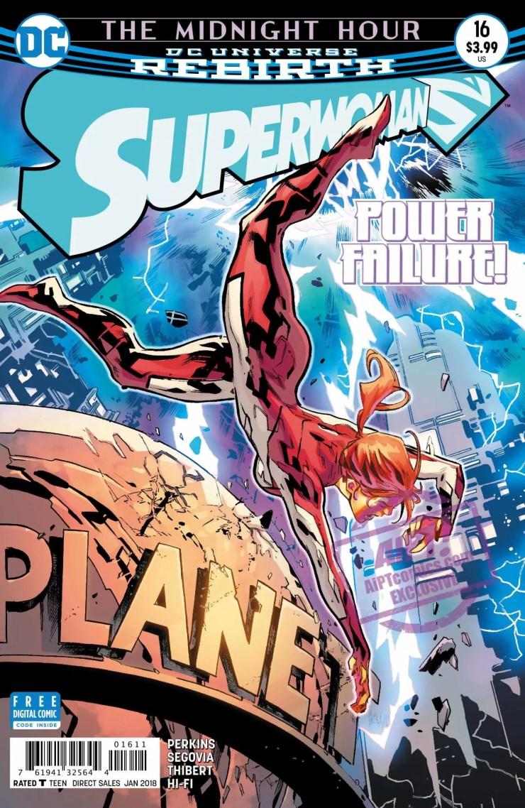 [EXCLUSIVE] DC Preview: Superwoman #16