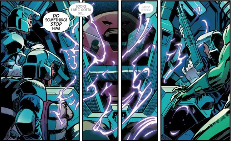 Uncanny Avengers #29 Review