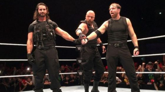 HHH joins The Shield: Believe in The Game