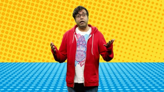 In his new documentary, comedian Hari Kondabolu undertakes the important task of standing up to a life-long enemy: Simpsons character Apu, and Kondabolu holds his own.