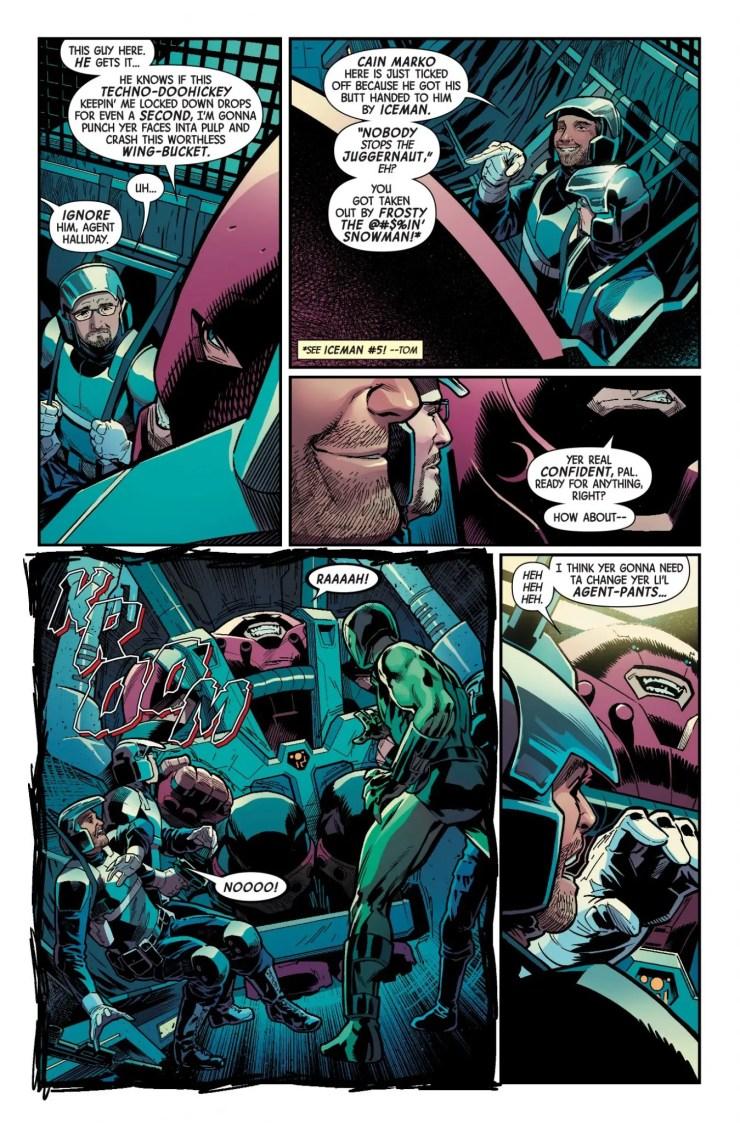 Marvel Preview: Uncanny Avengers #29