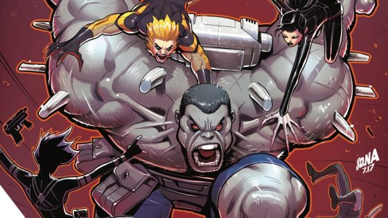 Marvel Preview: Weapon X #11