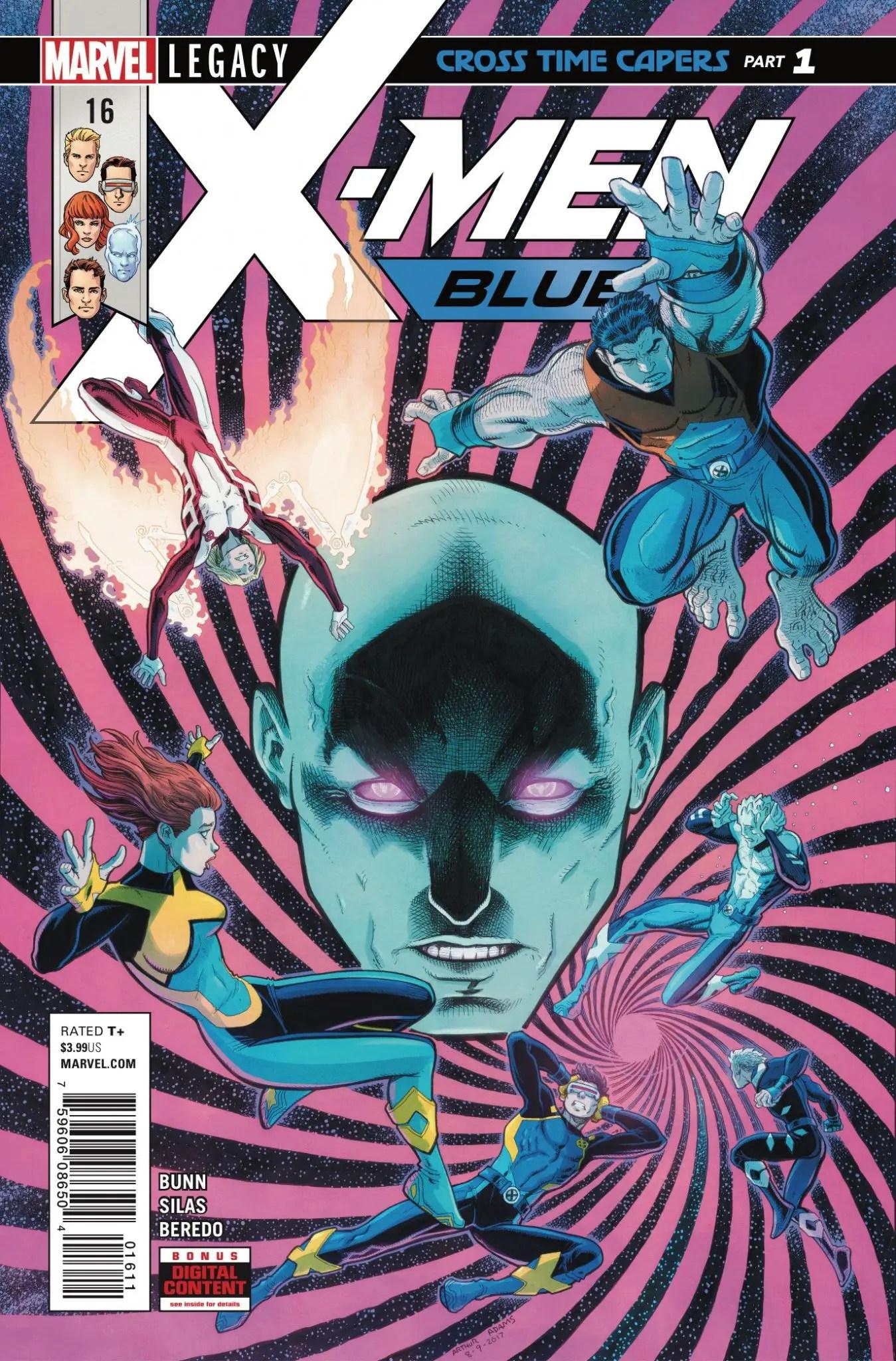 X-Men Blue #16 Review