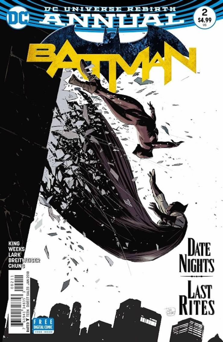DC Preview: Batman Annual #2