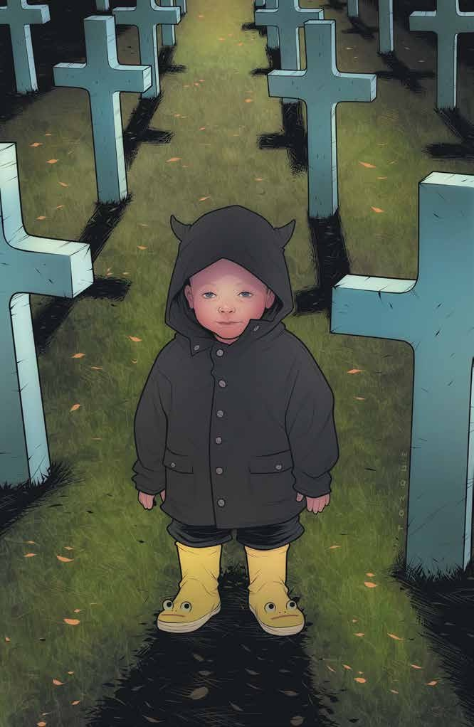 'Babyteeth' Vol. 1 review: Rosemary's Baby meets Juno
