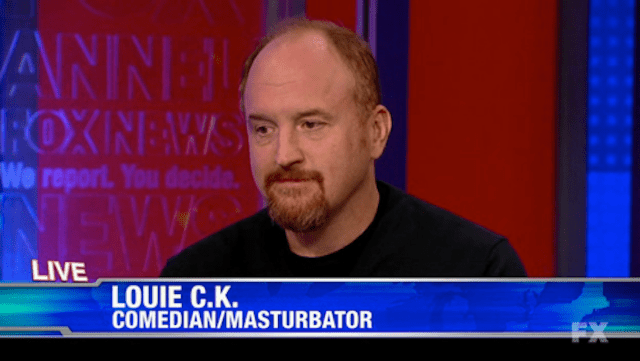Louis C.K.: The hell, man?