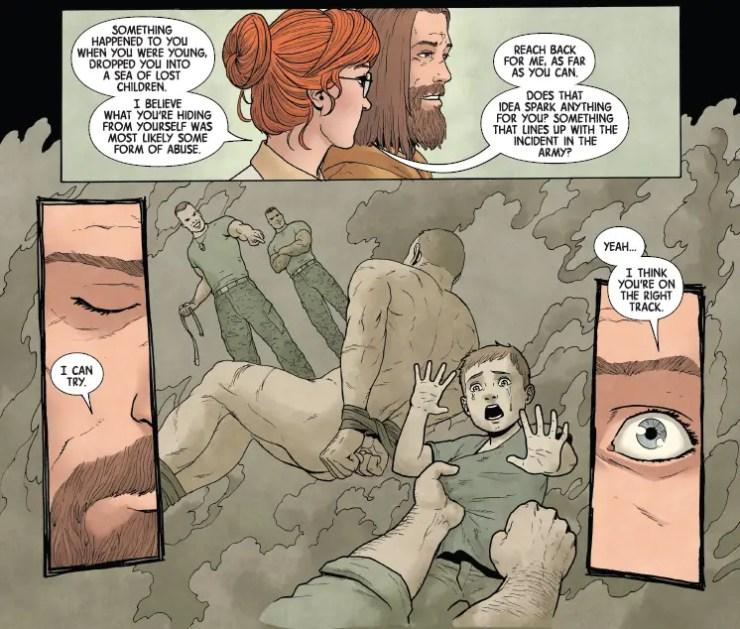 Reality Check: Moon Knight #188's bipolar bad guy