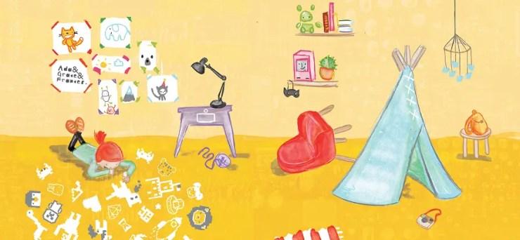 EureKids! -- 'Hello Ruby: Adventures in Coding'