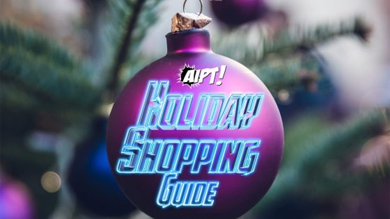 Struggling with gift ideas for this holiday season? The AiPT! holiday buyers guide is here for you.