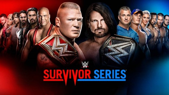 WWE Survivor Series 2017 preview/predictions