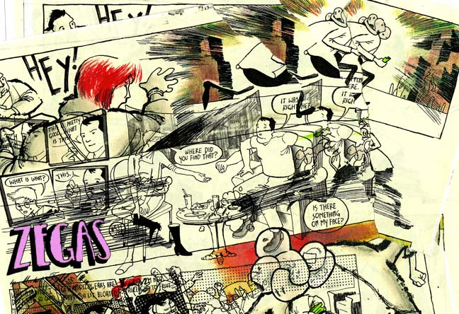 'Zegas' review: Adventures in the banal